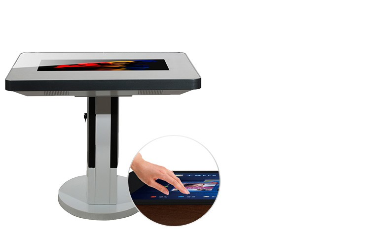 "43"" All In One PC Multi Touch Bar Table"