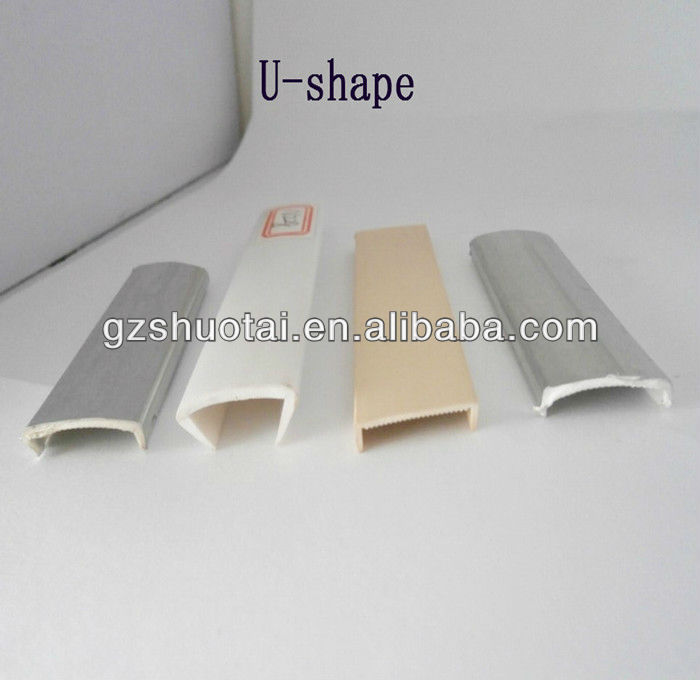 Gut gemocht U Sahpe Edge Banding,Pvc U Profile,U Molding Profile - Buy U UY65