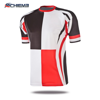 Custom new model cricket jersey men sports t shirt designs cricket jersey