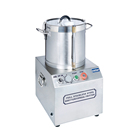 Big Capacity Stainless Steel Electric Vegetable Meat Food Mixer Cutter 15L Slicer Machine