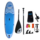 Surfing 10' stand up ISUP paddle board inflatable surfboard