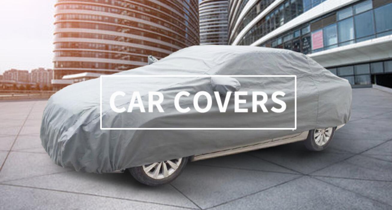 Outdoor Waterdicht Winddicht Auto Covers Voorruit Sneeuw en Ijs Cover