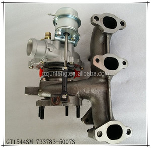 BAY Engine turbo 733783-5008S GT1544SM for Volkswagen Polo IV