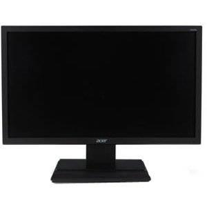 "Acer V206HQL 19.5"" LED LCD Monitor - 16:9 - 5 ms - Adjustable Display Angle - 1600 x 900 - 16.7 Million Colors - 200 Nit - HD+ - Speakers - DVI - VGA - 16.20 W - Black - EPEAT Gold, MPR II - UM.IV6AA.A01"
