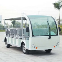 23 Seats Electric sightseeing Bus with CE certificate DN-23
