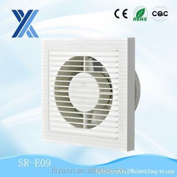 Ventilating Fan Square Exhaust Fan Round 6 8 10