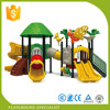 High Quality Plastic Outdoor Children Swing Playsets