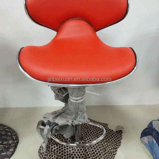 Lounge Industrial Chairs And Stools Metal Bar Stool High Chair JA 85