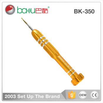 BK 350 Multifunction Special Retractable Mini Single Screwdriver Cordless Magnetic Screwdriver As Mobile Repair Tools