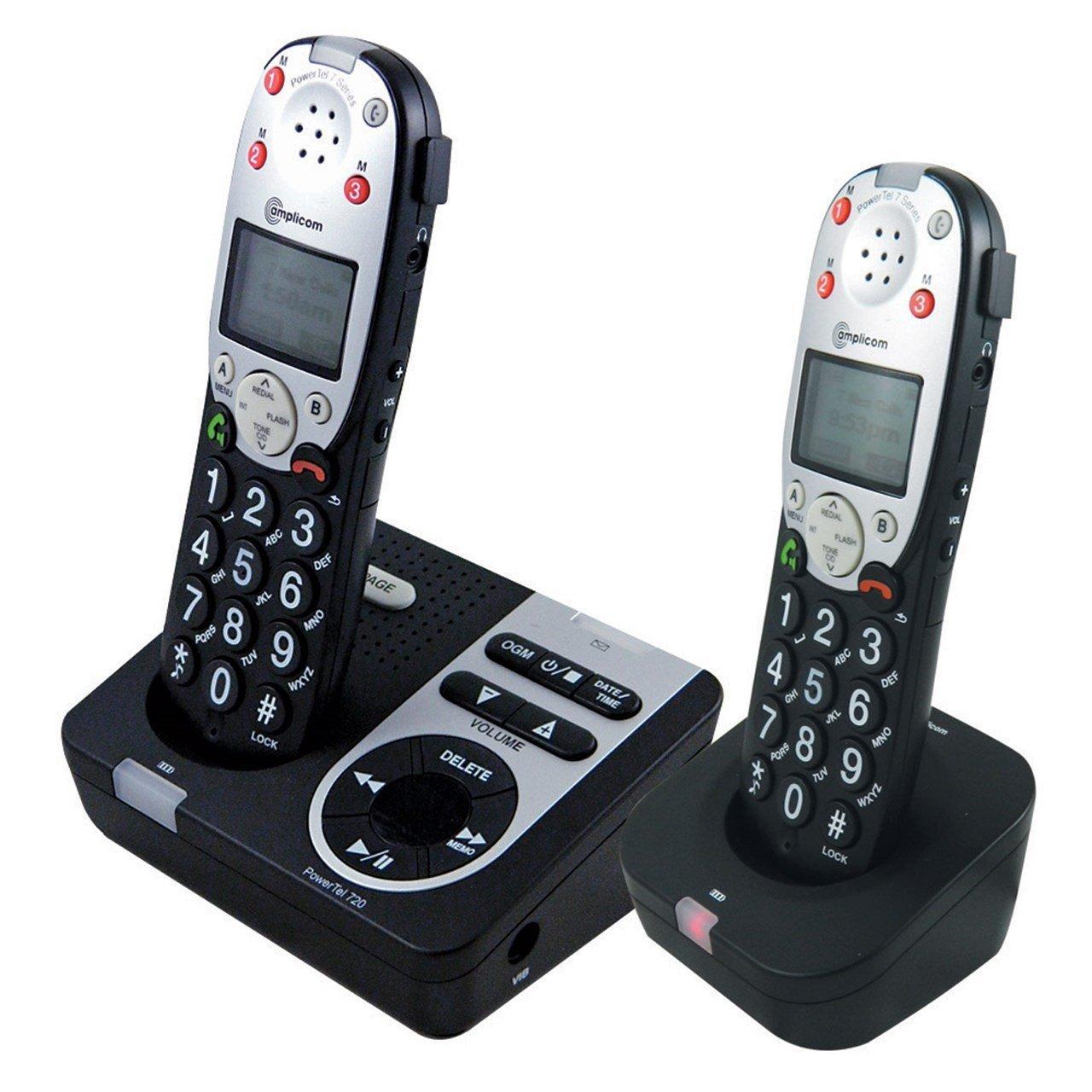 Amplicom 95619 PowerTel 720 Assure Plus Twin Amplified Phone