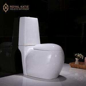 European Quality Standard Watermark Bathroom Porcelain Two Piece Ceramic Toilet Sanitary Ware
