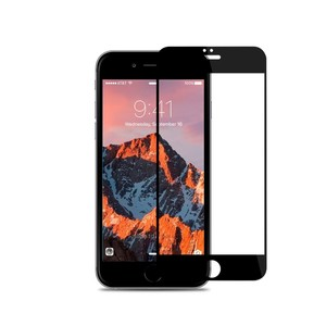5D 9H Tempered Glass For iphone 7 Screen Protector For iphone 7 Mobile Phone Tempered glass 5d Screen Protector film