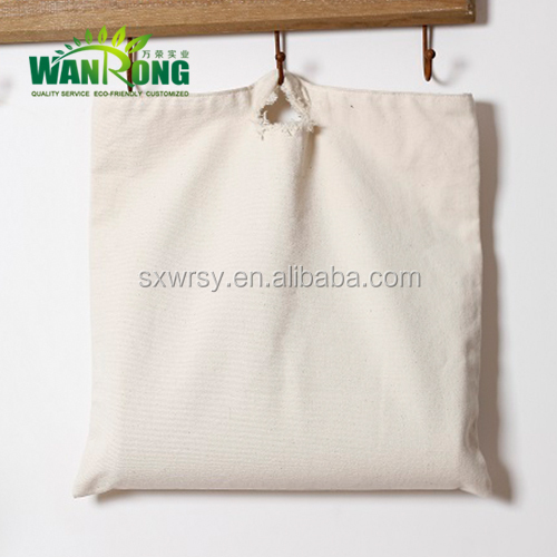 China factory produced fashionable cotton canvas tote bags, canvas shopping bags