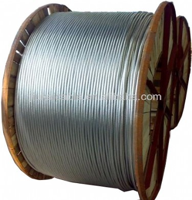 Overhead Aluminum aaac conductor sizes wire cable Standard ASTM B 231, BS 215 Part1, IEC 61089, DIN 48201 **L**