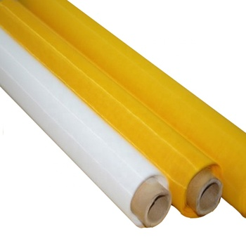 White Screen printing mesh