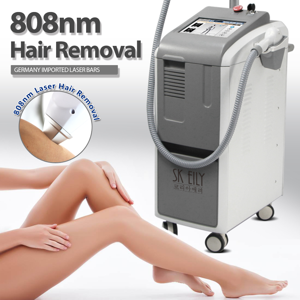 Advanced technology 810nm diode laser hair removal equipment