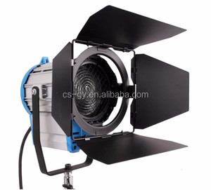 1000w fresnel spotlight for stage studio use as arri lighting