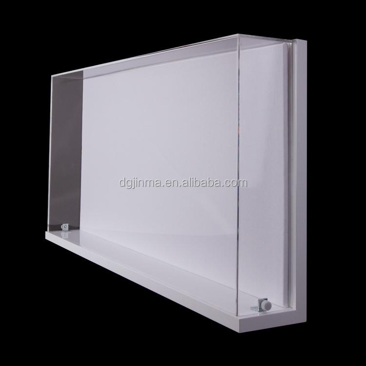 aanbieding clear acryl dvd opbergdoos cd lade doos houder compartiment box buy product on. Black Bedroom Furniture Sets. Home Design Ideas