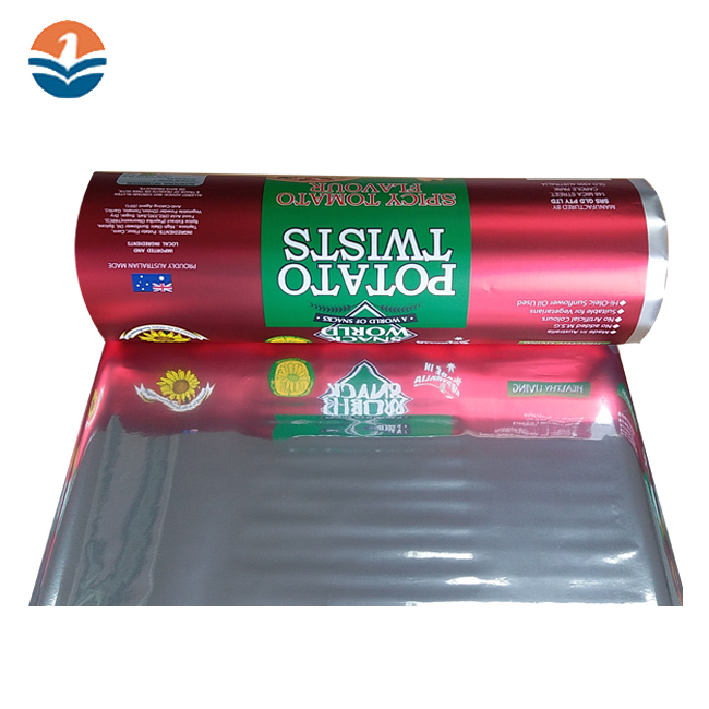 China Supply Aluminium Foil Plastic Metalized Cpp/Opp/Pet Film