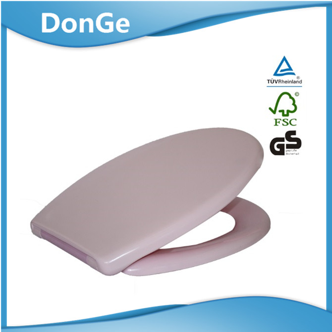 coloured soft close toilet seat. Soft Close Duroplast Toilet Seat Colour Pink  Buy Square Product on Alibaba com