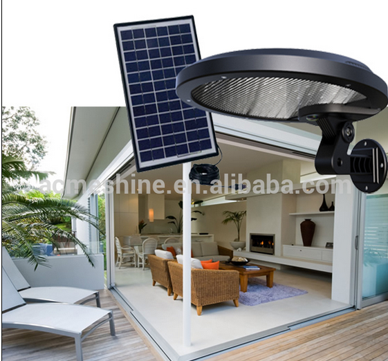 Outdoor And Indoor Easy Install Compound Wall Light Solar Powered - Buy Compound Wall Light ...