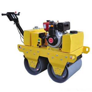 hydraulic vibration and drive used road roller for sale