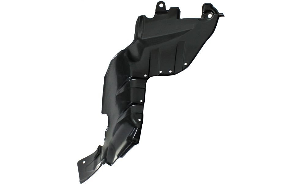 Evan-Fischer EVA20172047314 New Direct Fit Engine Splash Shield Plastic Engine Under Cover Replaces Partslink# SU1228102 Driver Side Left LH for Subaru Forester