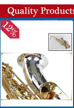 סלמר הנרי התייחסות 54 טנור סקסופון Saxofone B boquilha סקסופון אלטו משטח ציפוי ניקל שחור