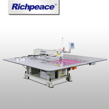 Richpeace Down jacket and garment Automatic Sewing Machine