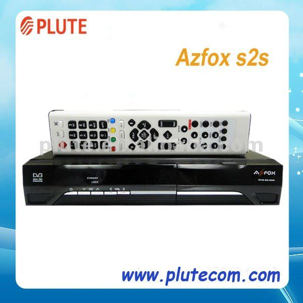 Low Price DVB-S2 Decoder Azfox S2S HD