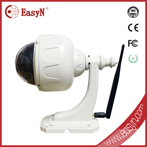wifi ip camera plug and play pan tilt zoom network camera cctv speed sensors motion remote controll web cam h.264