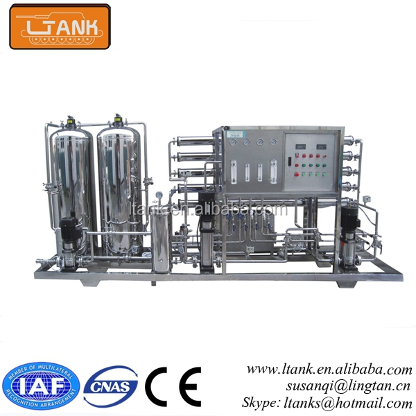 Sea Water Treatment Water Desalination 5-Stages RO Water Filter