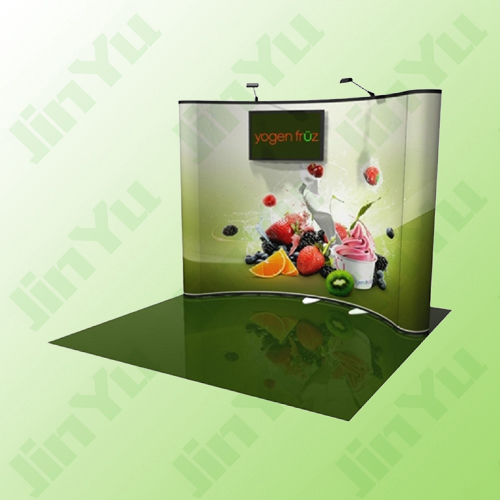 The Original 3D Tension Fabric Popup Display