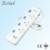 Professional factory supply multiple outlet CE universal surge protector power strip