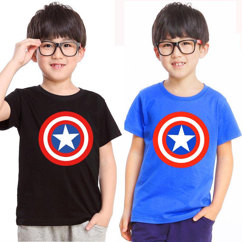 2 7 Years boys t shirt brand short sleeve tops children s t shirts summer kids