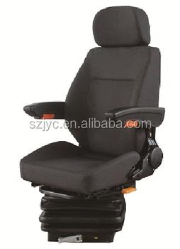 Rotating Base Driver Seat With Mechanical Suspension Ty A15 1