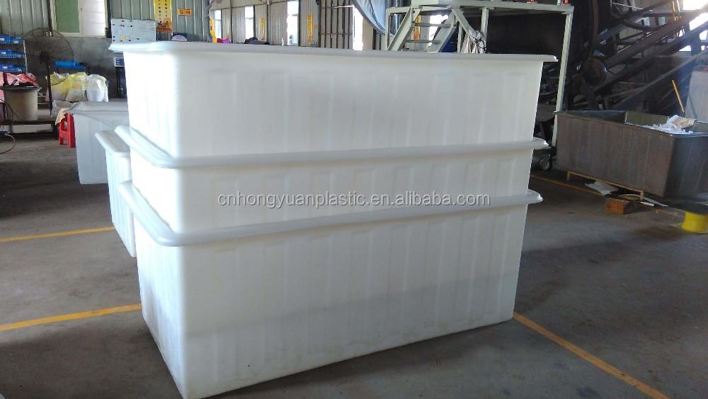 Food Grade PE Cheap Plastic Storage Bins Warehouse Plastic Storage Bins  Plastic Toy Storage Bins