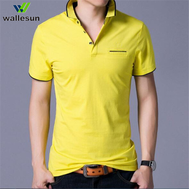 Top quality factory price summer school uniform polo shirts custom design