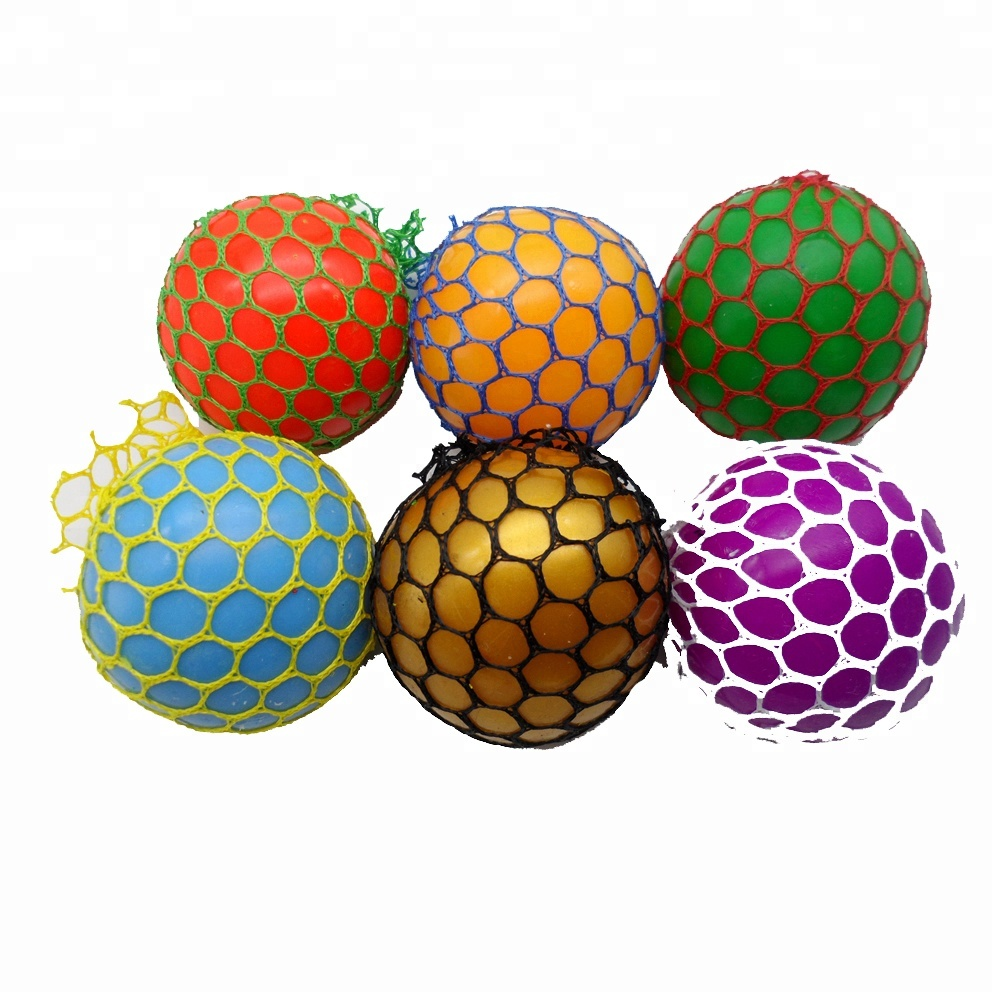 Hot selling Eco-friendly logo printed cheap stress reliever squishy Grape ODM <strong>Ball</strong> for promotion