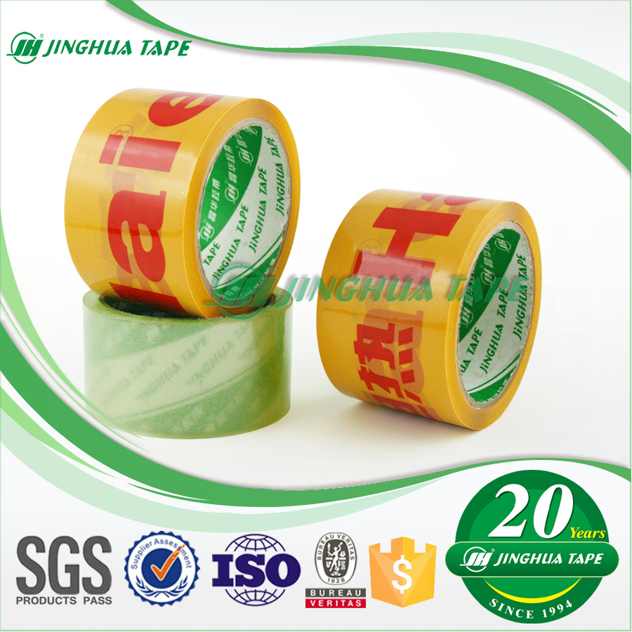Good Adhesion Transparent BOPP Adhesive Shipping Tape Parcel sealing