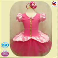 factory sale eco-friendly material princess style birthday tutu dress for kids