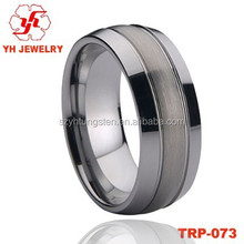 2014 Fashion Tungsten Carbide Ring With masonic watches wood High Polished For Wedding /Party/Gift