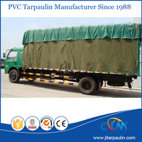 950g pvc cover plastic sheet truck tarpaulin bed cover