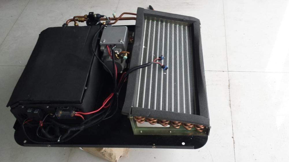 Trailer Ac Unit >> Kt-e20 12v/24 Volt Air Conditioner Rooftop Unit Air Conditioning For Mini Van,Truck Sleeper ...