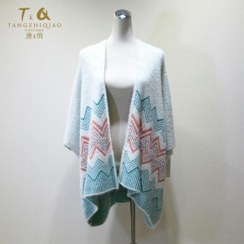 2018 High quality korean fashion cardigan sweater tribal knitted for women