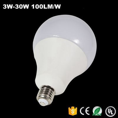 2016 hot promotion b22 e27 ckd skd oem 5730SMD 9w led bulb for indoor use led light bulb