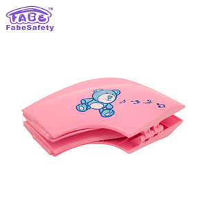 L018 Fabe Baby products Foldable Travel Potty Seat for Babies, Toddlers Potty Seat, Toilet Training with Carrying Bag