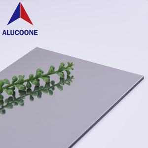 Signage Aluminium Composite Panel Alucoone Digital Alupanel Dibond 5mm pe  coated aluminium composite panel acp sheet price