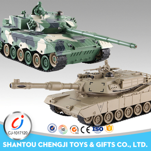 New Arrival High Speed plastic electric military toy rc tracked vehicle for sale