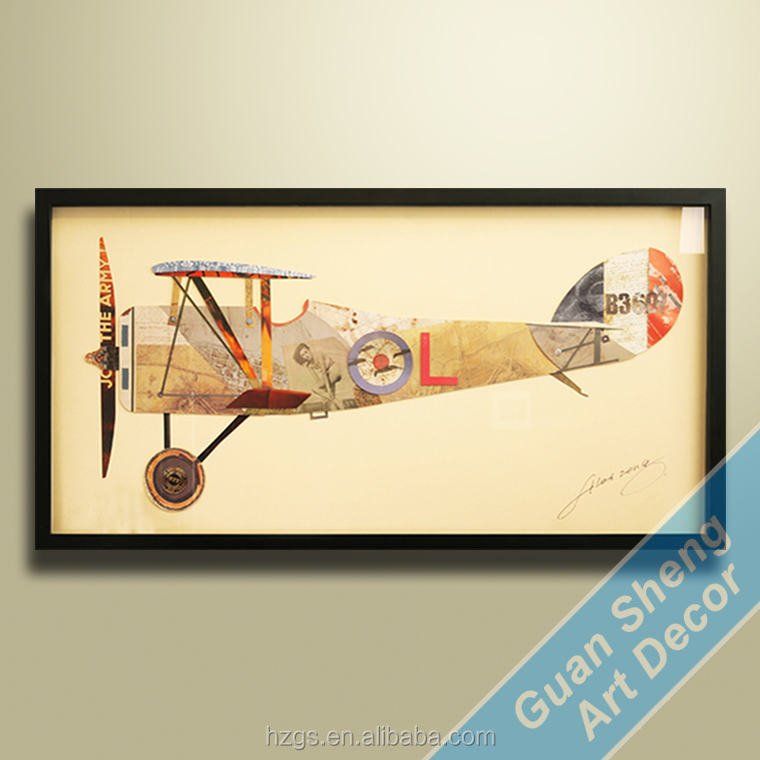 Ganesh Wall Art High Quality 3d Airplane Painting For Home ...